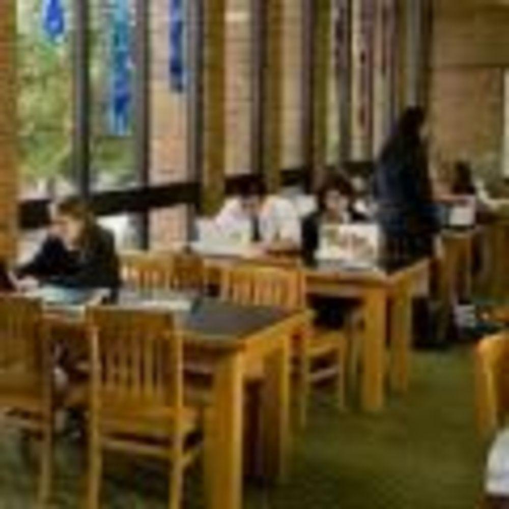 ученики на занятиях в школе Ridley College