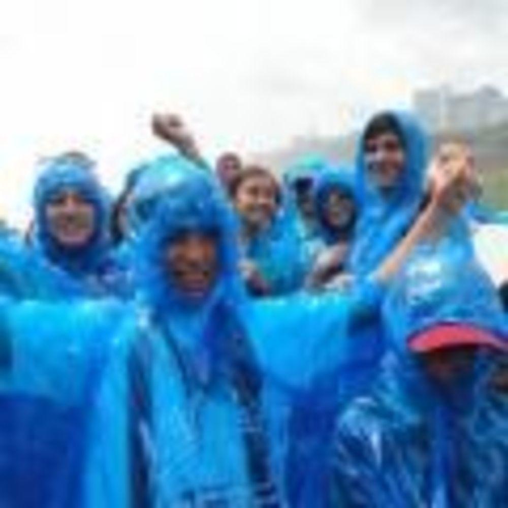 дети на экскурсии в лагере CISS Lakefield College School