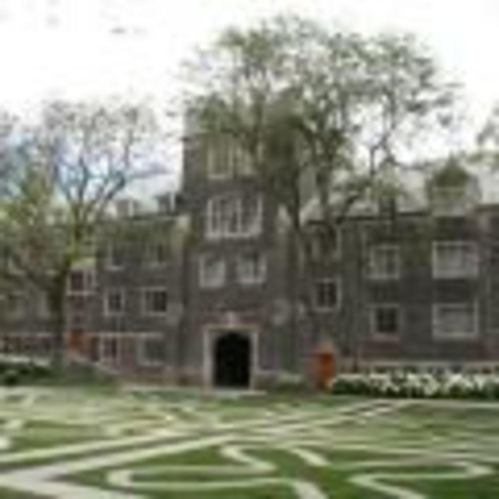 кампус University of Toronto Trinity College