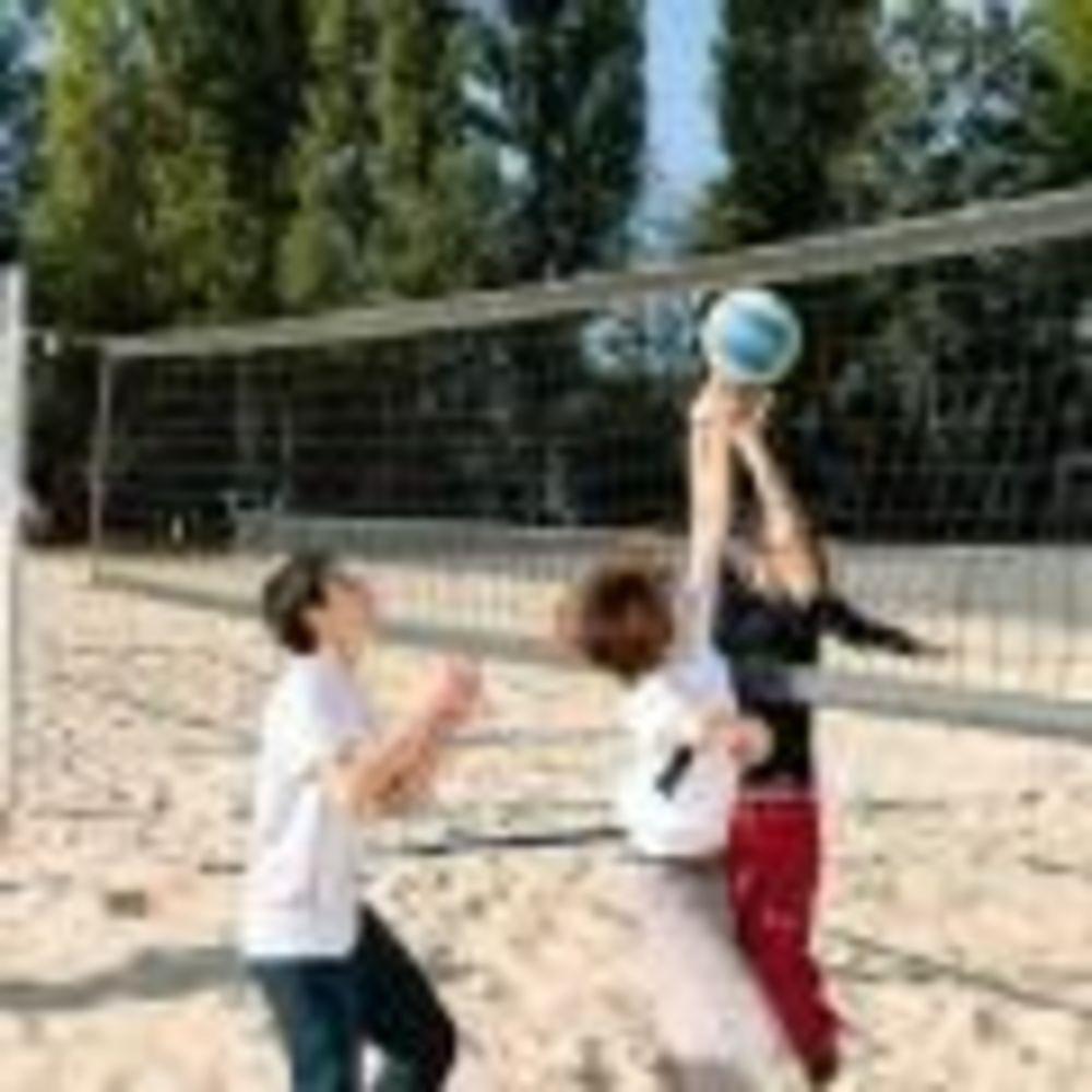 Волейбол Brilliantmont Summer Camp