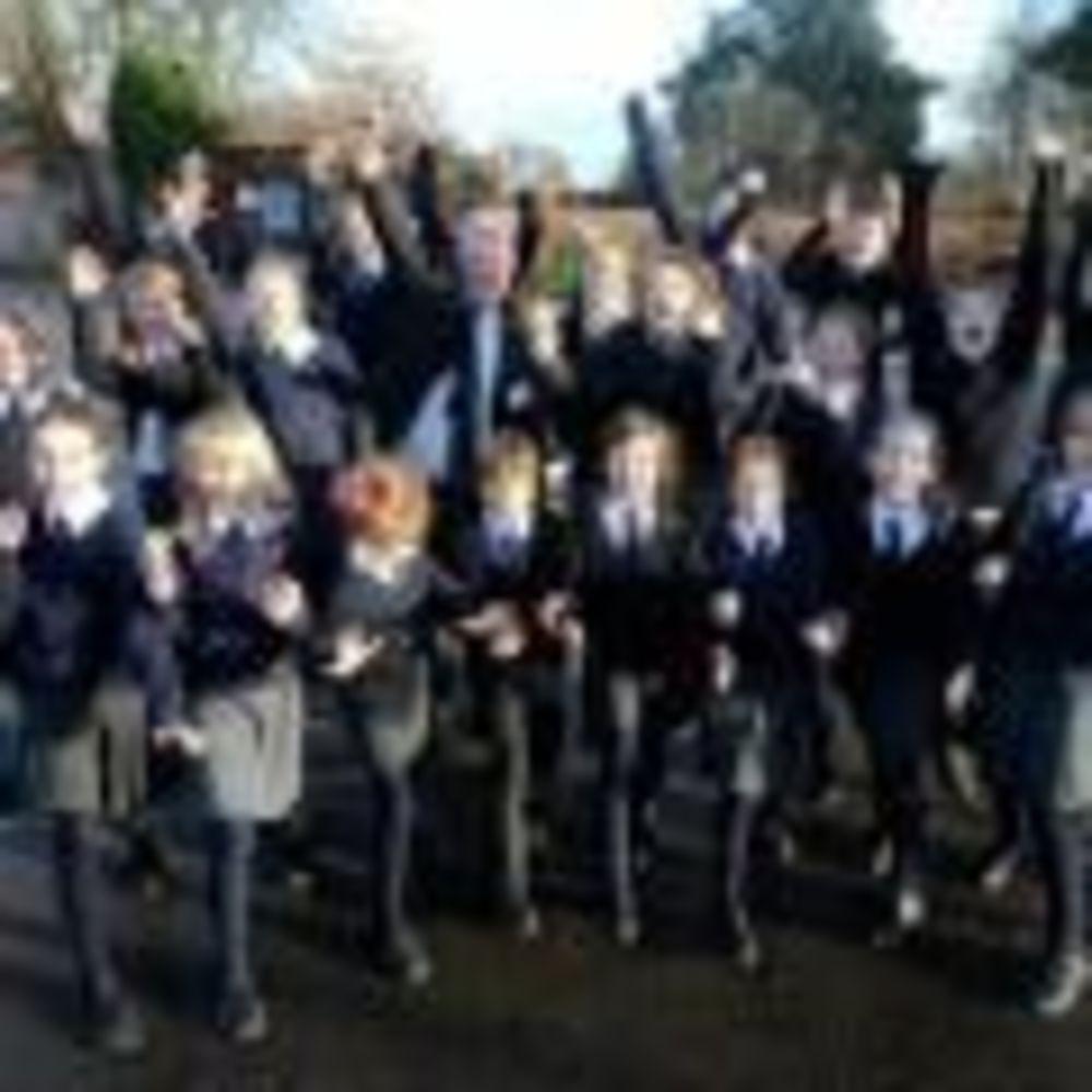 Woodbridge School школьники