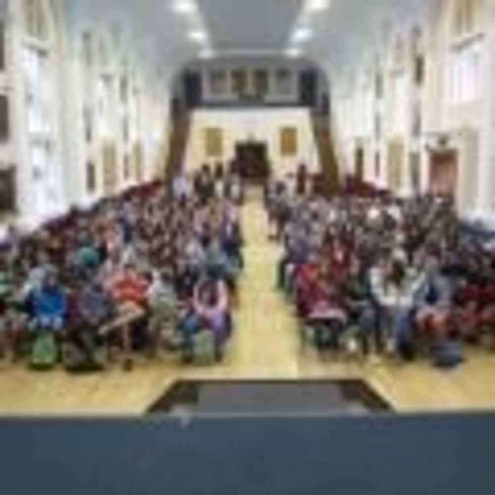 Зал Royal Russell School