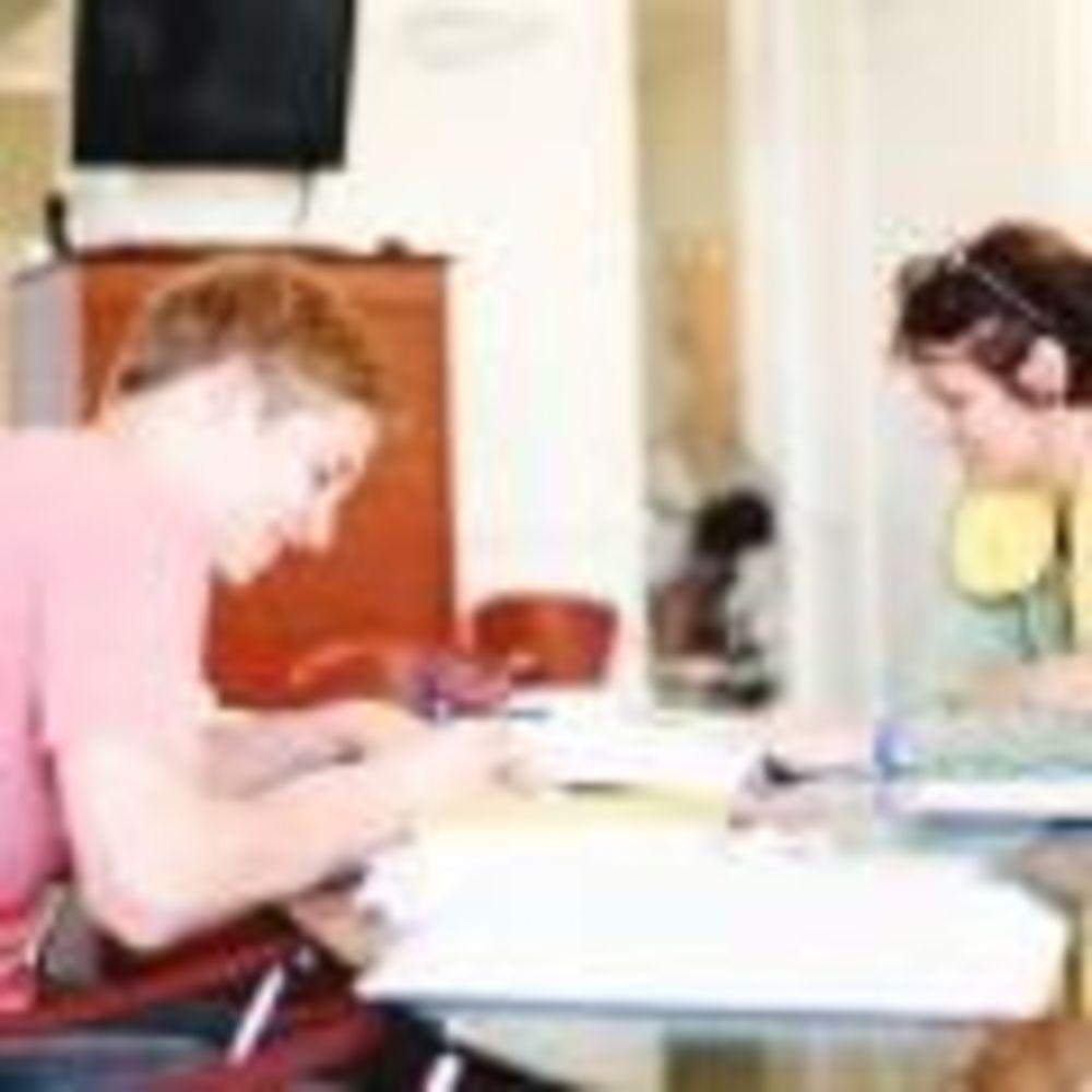 занятия в школе OISE в Париже