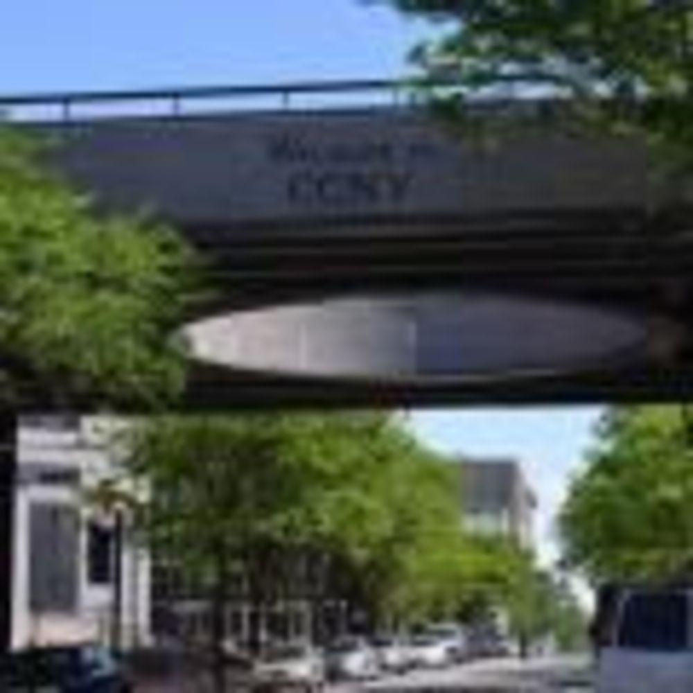 здание City College of New York Summer