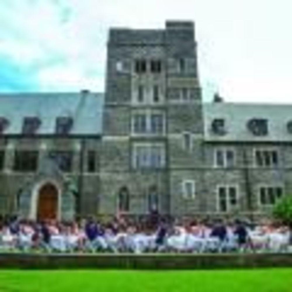 здание The Masters School