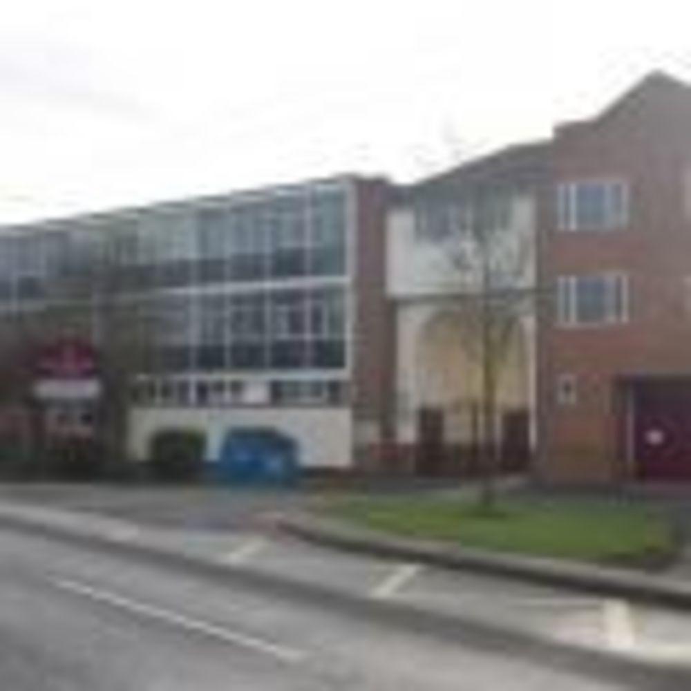 здание школы Kent College Canterbury