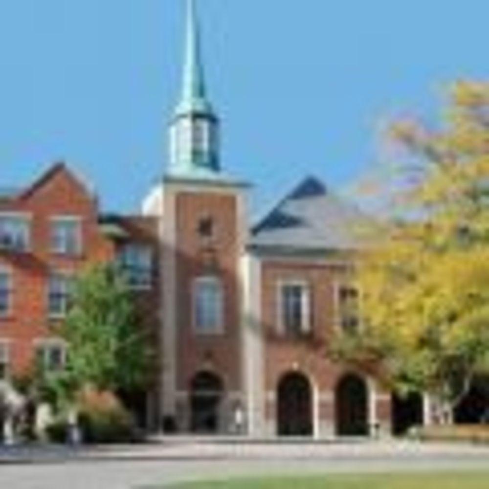 здание школы Ridley College